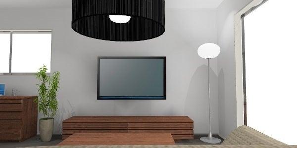 壁掛けテレビの高さについて考えましょう