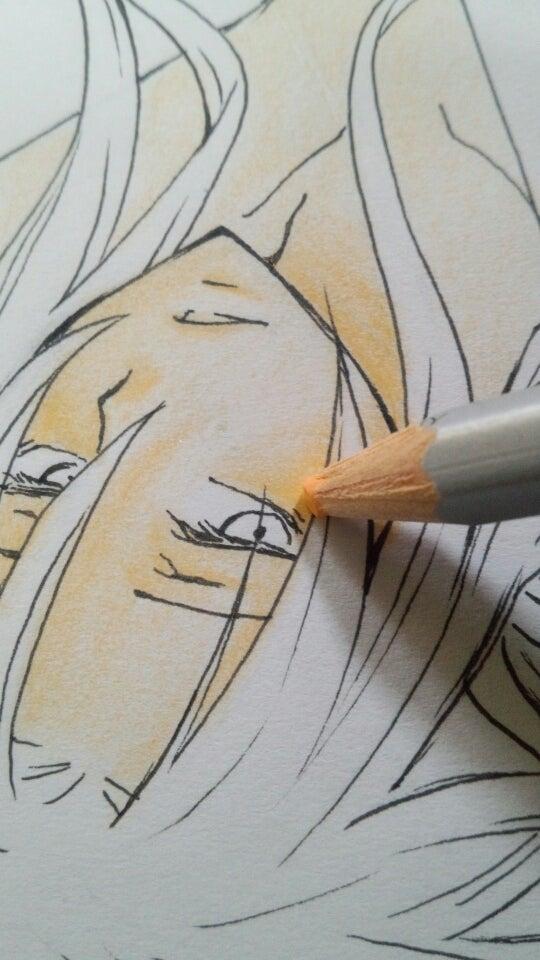 色鉛筆 髪の毛 リアル Eeedwardae9s Blog