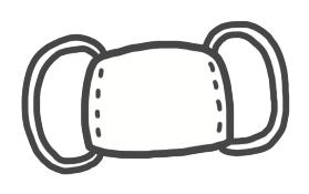「イラスト マスク」の画像検索結果