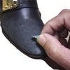 本日のご依頼 ルイス ヴィトン ブーツ クリーニングの画像
