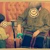 ひいばあちゃんと曾孫の画像