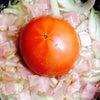 トマト丸ごとピラフな休日。の画像