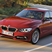 試乗12:BMW 3…