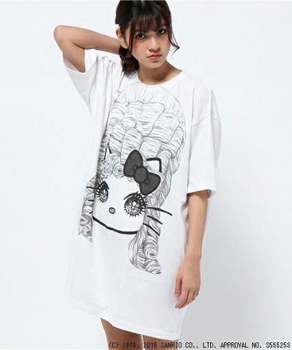 あちゃちゅむ Tシャツ 十一