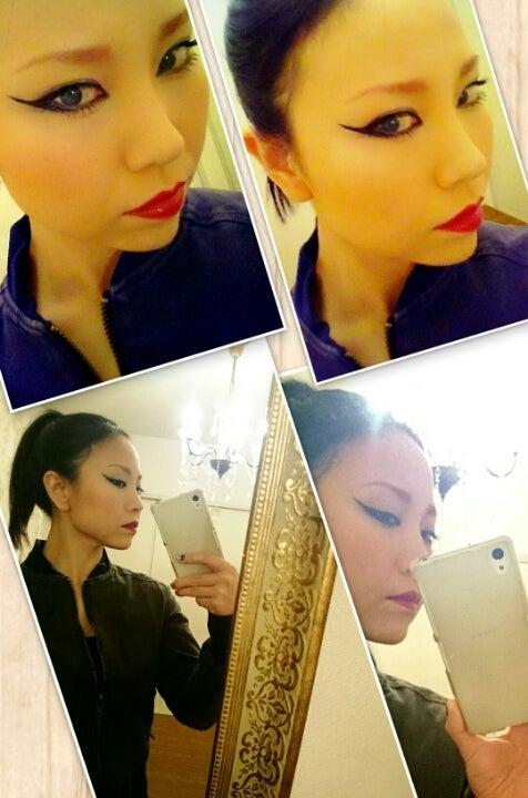 中島美嘉メイク★赤眉メイク|Vianca(ヴィアンカ)TANABEの美容師blog♡岡山・倉敷・水島