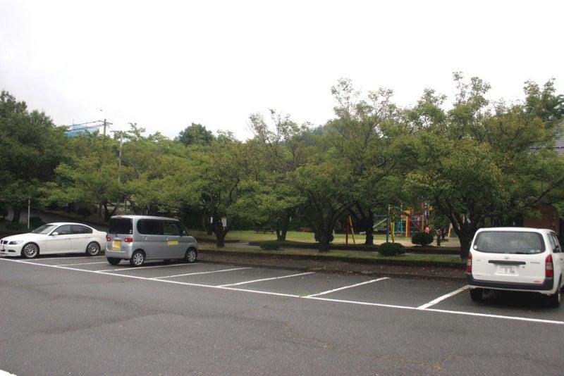 大草城/④立派な駐車場