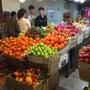 春節前の南門市場