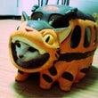 猫バスにゃー!