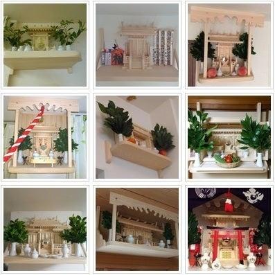 神棚板の製作・販売・設置方法