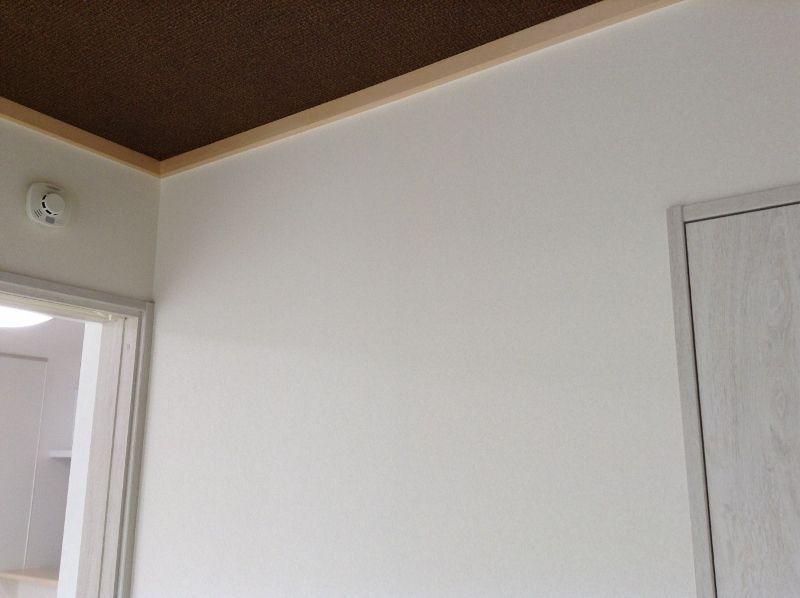 新築の和室(石膏ボード)に神棚を設置