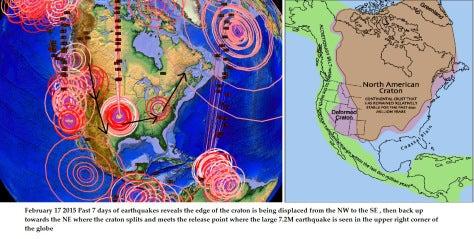 数日の間に日本周辺で大地震の起...