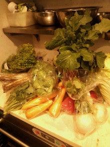 無農薬の地野菜