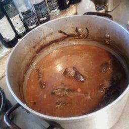 イベリコ豚の煮込み