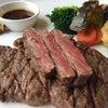近江牛の「カネ吉」直営店のステーキ「ティファニー」の画像