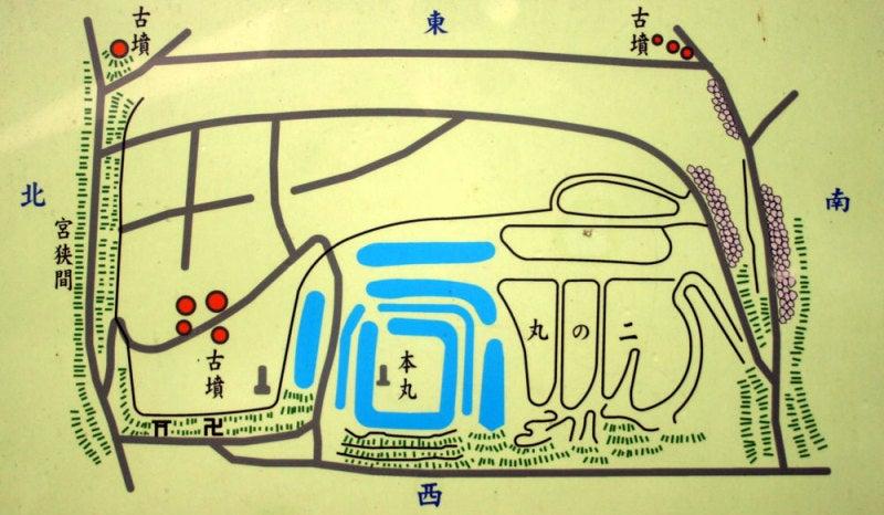 殿島城/①図