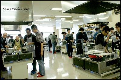 人気男子料理教室・メンズキッチン