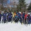 スキー教室&春節パー…
