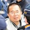 ▼唸声台湾写真/陳水扁元総統、家族と散歩するが誰も彼に気が付かない・・・の画像