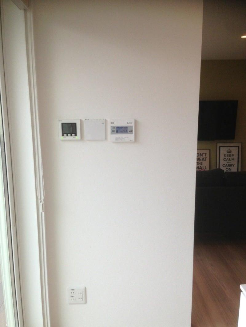 耐力壁にマグネットシート I Smart House