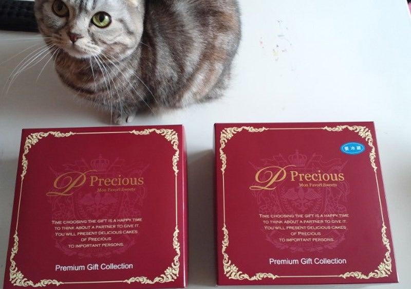 Preciousのプリンバームとショコラ