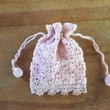 レース編み きんちゃ…