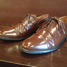 USED LEATHER SHOES 入荷!の記事より