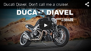 DUCATI DIAVEL 2015 MOVIE