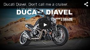 DUCATI DIAVEL 2015 MOVIE
