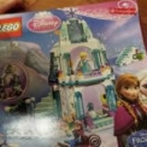 LEGO エルサのア…