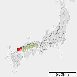 長門国の改名の謎 日本の歴史と日本人のルーツ