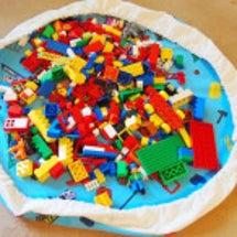 LEGOマットを手作…