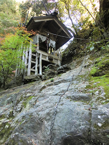 天岩戸神社と日室ヶ嶽6