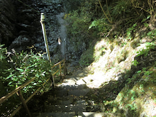 天岩戸神社と日室ヶ嶽3