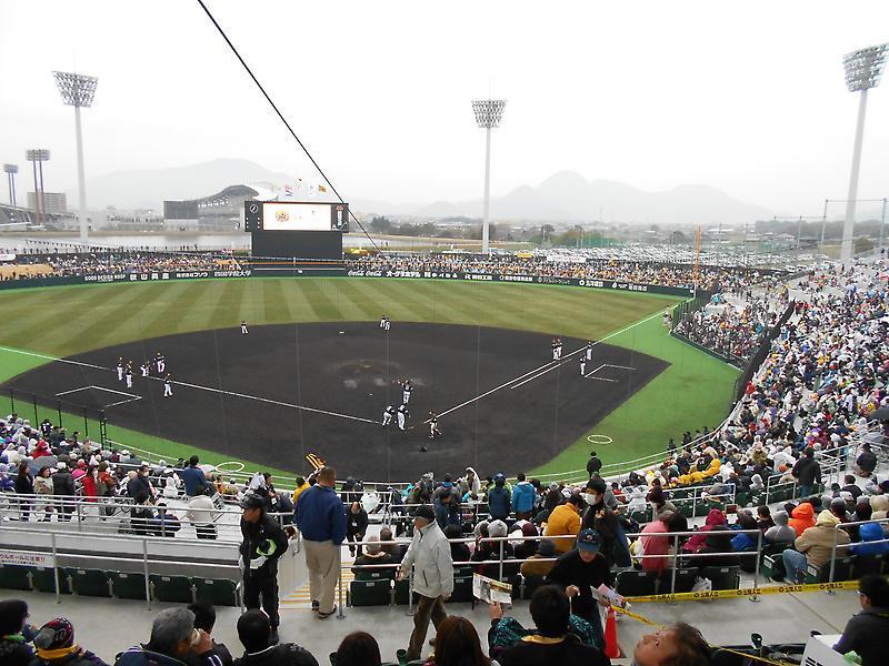 丸亀市民球場 | ふじものブログ