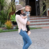 Jenna Dewan-Tatum is out and about with Everlyの画像