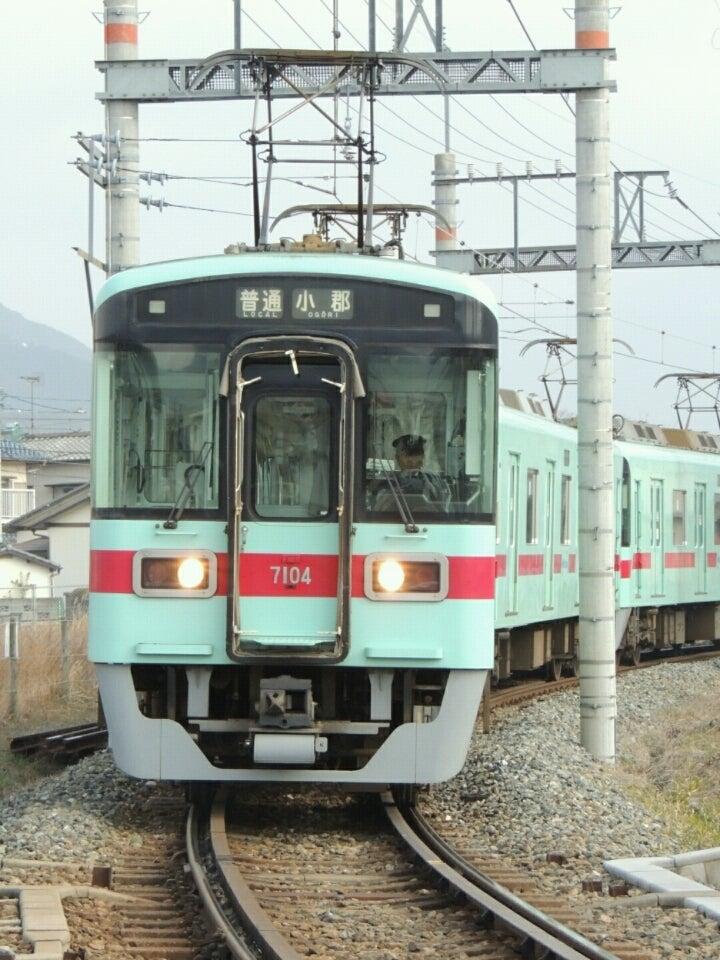 西鉄太宰府線にて | キューピー...