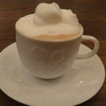 コーヒーとふわふわミ…
