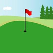 ゴルフは 色で 差が…