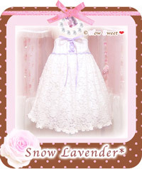 【HowSweet*】Snow Lavender SK*