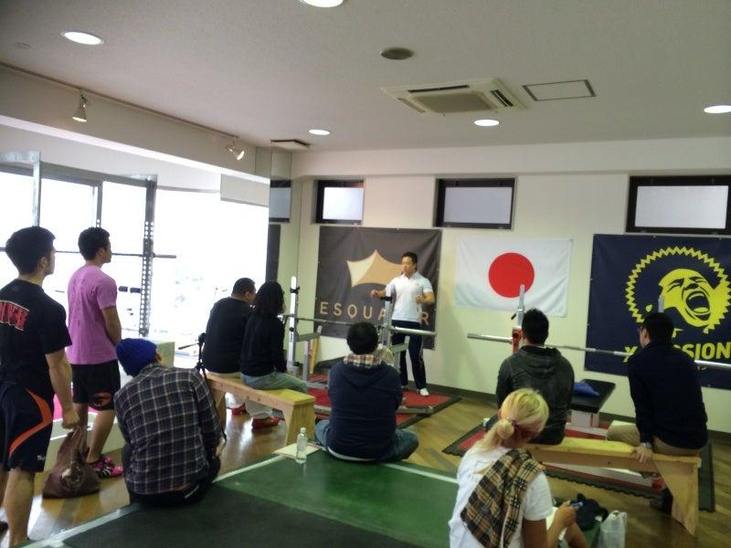【ESQUATIR会員限定】ベンチプレスセミナー開催しました☆の記事より