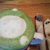 餅ケーキ ヒドンアオンマダの画像