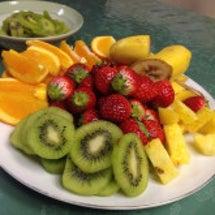 フルーツ盛りって
