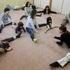 1~2歳児さんクラスで『バレーでアン・ドゥ・トロワ』の画像