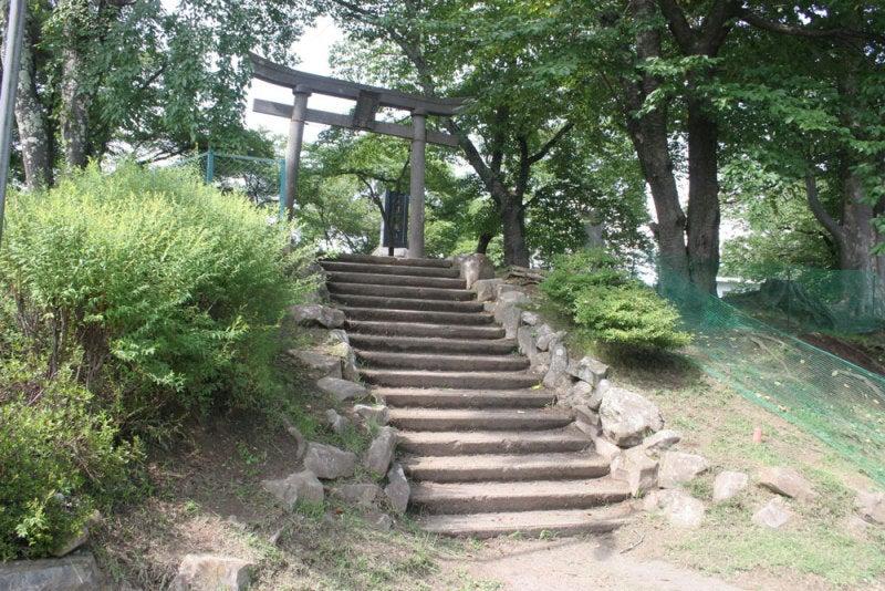 岩村田城/①土塁
