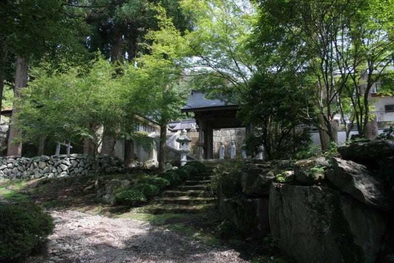 平賀城/⑥正安寺