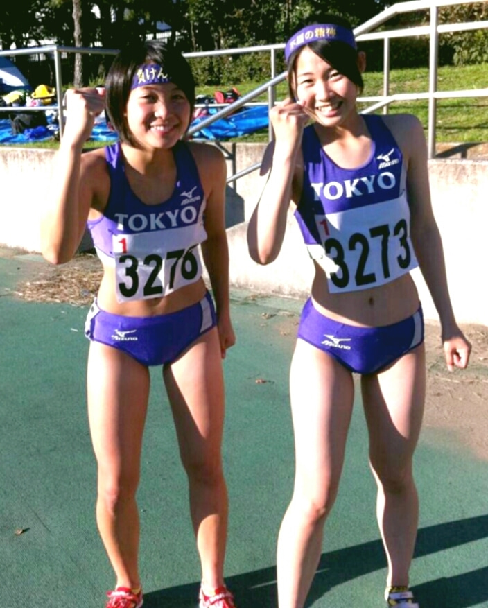 Saeki Kenichiのブログ陸上女子10コメント
