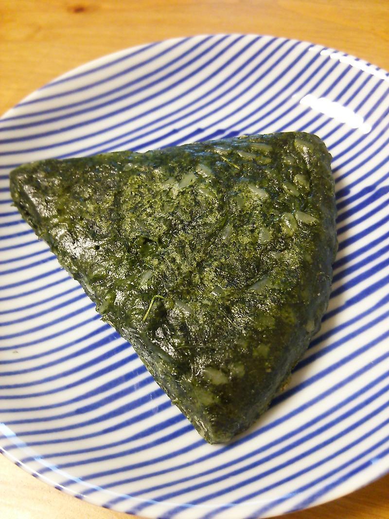 餅 土産 丸太