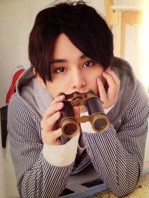 山田涼介両面ピンナップってどう使えばええねん|涼介さんっ!!!可愛いよっ!