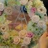 ウェルカム リース Welcome wreathの画像