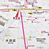 都営浅草線・西馬込駅からお教室までのアクセス「フローラルセレニティー」の画像